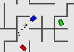Tank Trouble - Tank Trouble SWF